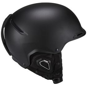 UVEX JAKK+ - Casco de bicicleta - negro